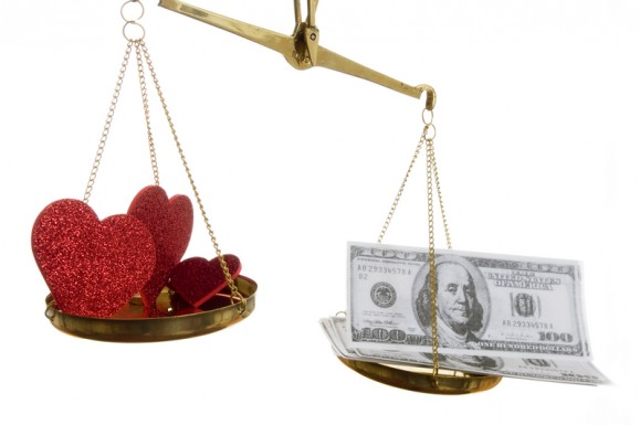 Image result for money and dating
